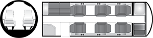 Citation Excel (XL) Floorplan