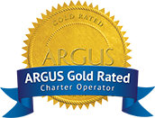 Argus Gold Rated Charter Operator