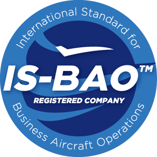 International Standard for Business Aircraft Operations Seal